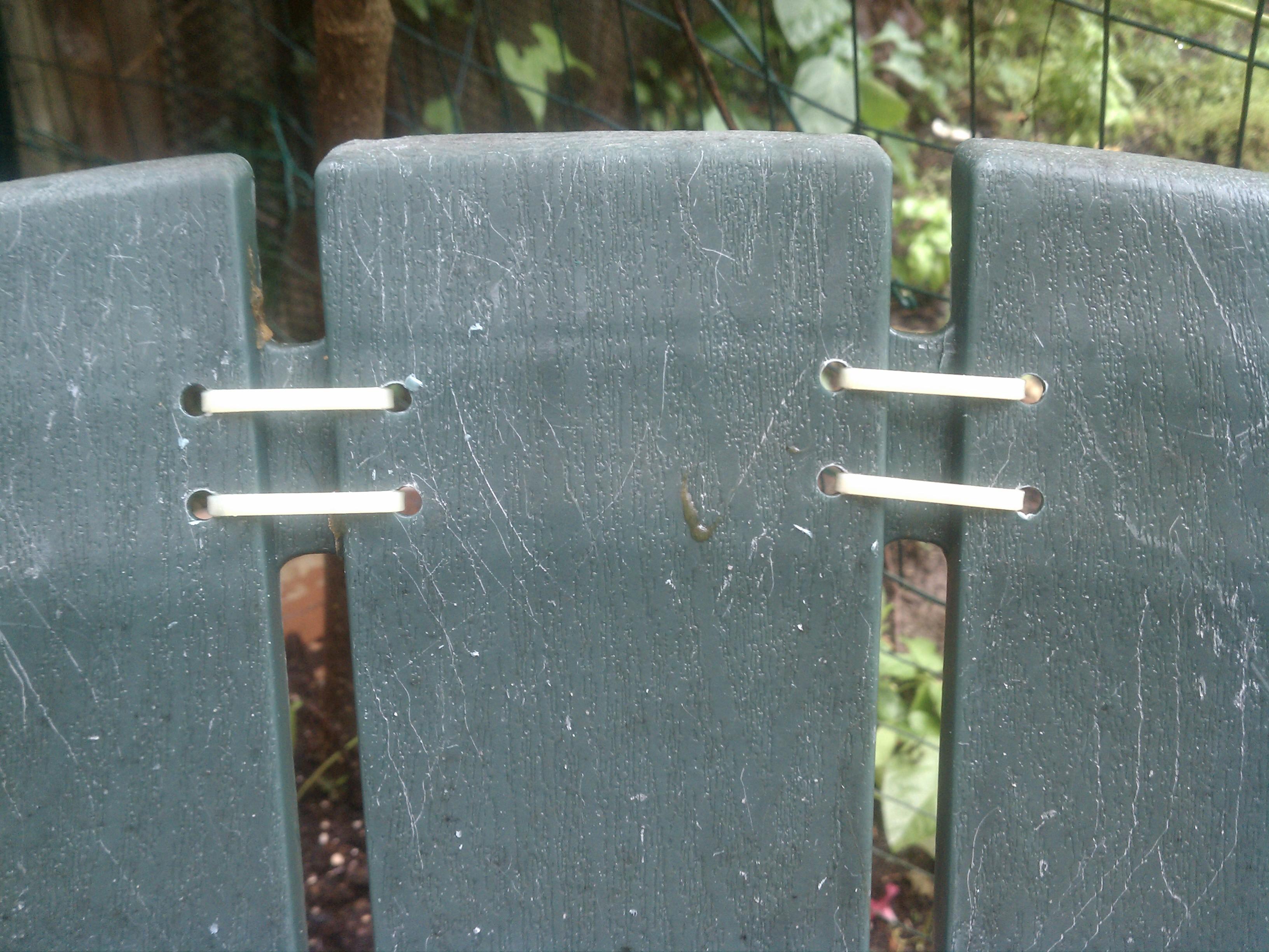 how to refinish adirondack chair